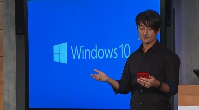 Windows 10 pode chegar a smartphones ainda esta semana (Foto: Reprodução/Microsoft) (Foto: Windows 10 pode chegar a smartphones ainda esta semana (Foto: Reprodução/Microsoft))