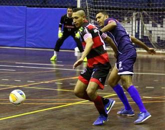 AABB x Grêmio Mogiano Liga Paulista de Futsal (Foto: Cleomar Macedo)