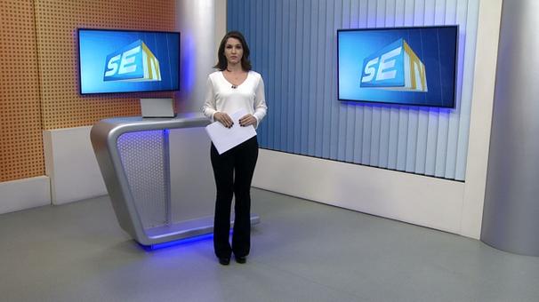 Tamires Franci apresenta o SETV 2ª Edição nesta quinta-feira, 20 (Foto: Divulgação / TV Sergipe)