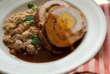 Cozinha Prática - Ep. 15 - Lombo de porco recheado com banana