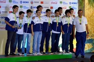 Reino Infantil - basquete - Jogos da Juventude (Foto: Paulo de Tarso Jr./Sedel)