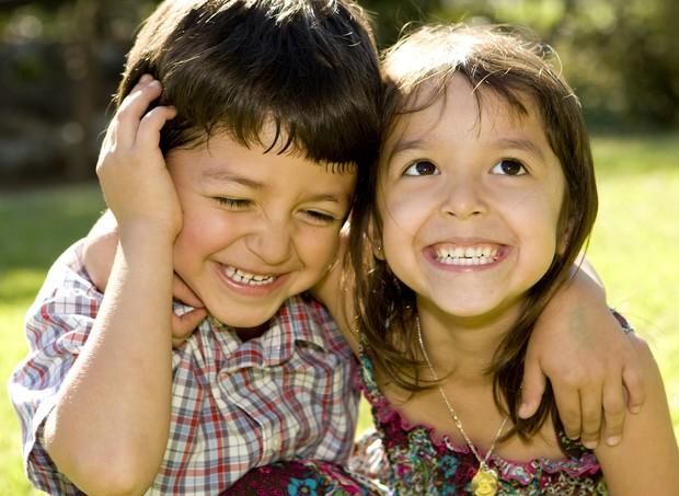 amigos_criancas (Foto: Shutterstock)