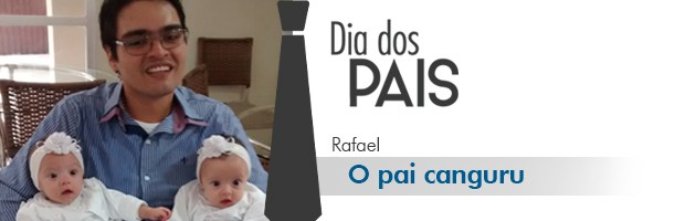 #PaiTodoDia: Rafael (Foto: Divulgação/RPC TV)