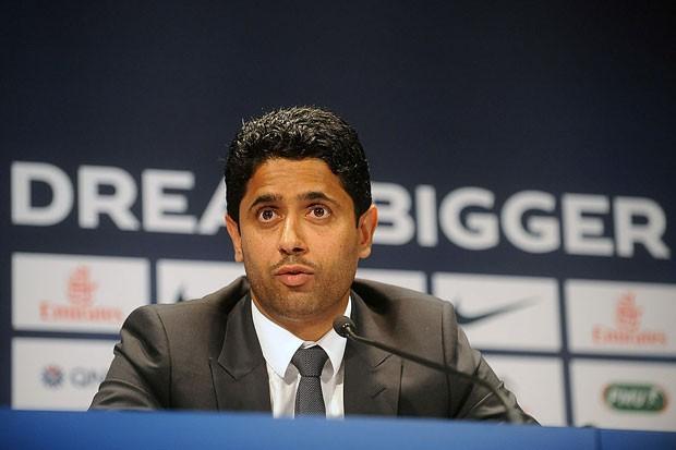 Nasser Al-Khelaifi (Foto: Getty Images)
