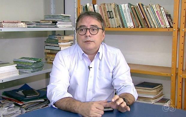 De acordo com Carlos Franco, salário mínimo não tem acompanhado subida da inflação (Foto: Bom Dia Amazônia)