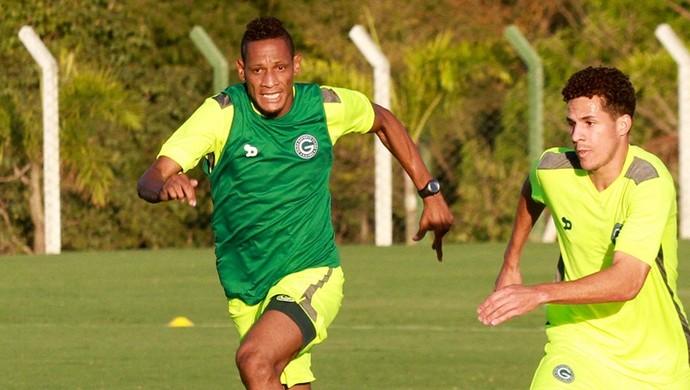 Marcão - atacante do Goiás (Foto: Rosiron Rodrigues / Goiás E.C.)