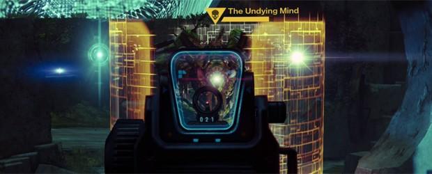 Chefe do mapa de assalto 'The Undying Mind', da expansão de 'Destiny', exige estratégia apurada para ser derrotado (Foto: Reprodução/G1)