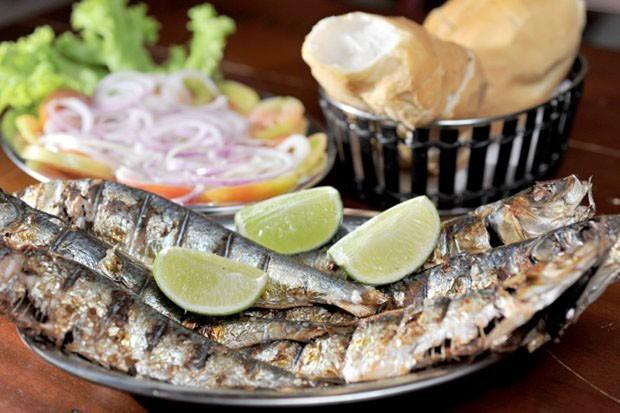 Receita de sardinha na brasa (Foto: Divulgação)