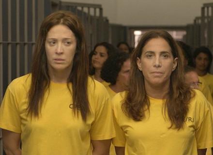 Final: Wanda faz a arrependida na cadeia