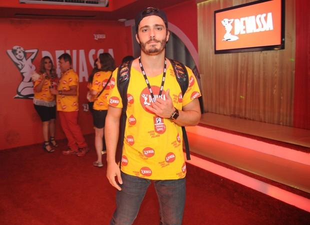 Thiago Rodrigues nega fama de bad boy