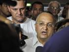 Taques diz que eleição mostra 'país dividido' (Renê Dióz/G1)