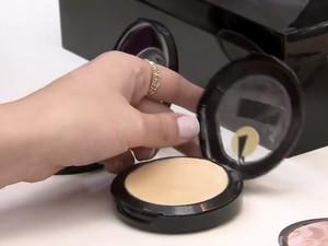 Maquiagem (Foto: TV Globo)