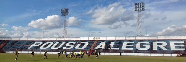 Manduzão, Esporte, Pouso Alegre, MG (Foto: Daniela Ayres/G1)