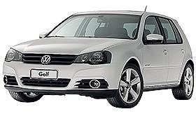 Volkswagen Golf 2013 (Foto: Volkswagen)