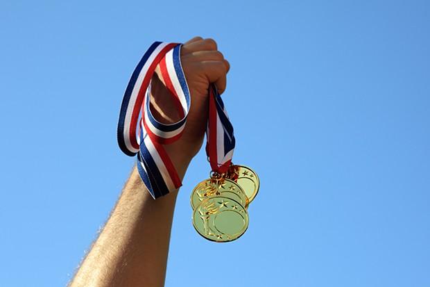 Coleção de Phelps aumenta (Foto: ThinkStock)