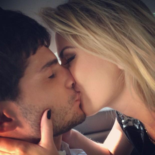 Fernanda Keulla e André Martinelli (Foto: Instagram / Reprodução)