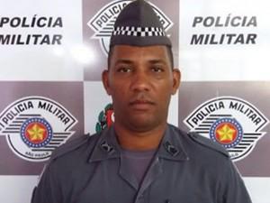 Soldado da PM foi morto neste domingo (10) em Rosana (Foto: Polícia Militar/Cedida)