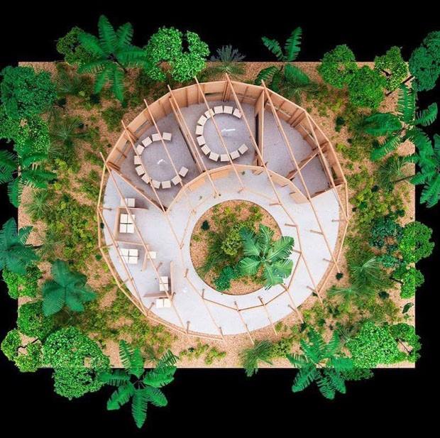 5 projetos de escolas que mostram como a arquitetura pode transformar o mundo (Foto: Divulgação)