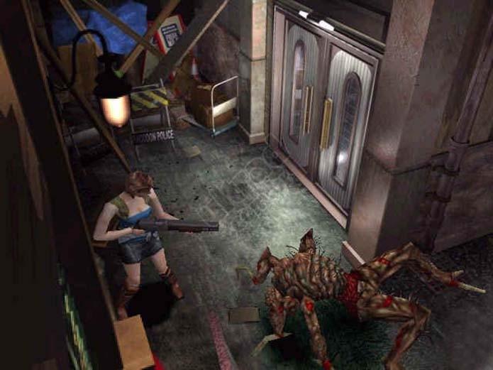 Resident Evil 3 (Foto: Reprodução)