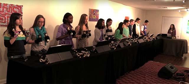Handbells (Foto: High School Handbell Choir)