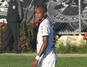 Michel, volante do ASA (Foto: Leonardo Freire/GloboEsporte.com)
