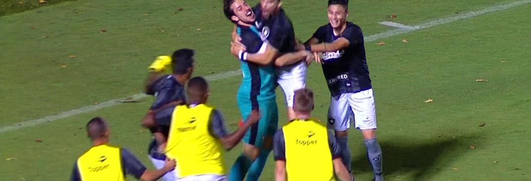 Vitória x Botafogo - Campeonato Brasileiro 2016 - globoesporte.com 5e1fc6365c0ec