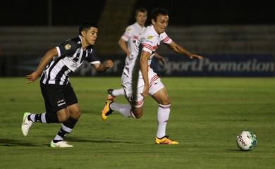 Diego Pituca Botafogo-SP ABC (Foto: Rogério Moroti / Agência Botafogo)
