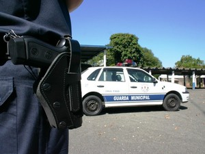 Guarda Municipal de Nova Odessa adota revezamento no uso de armas (Foto: Osnei Réstio/Prefeitura de Nova Odessa)