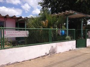 Serviços médicos realizados na entidade estão indisponíveis desde o ano passado (Foto: Vanessa Lima)