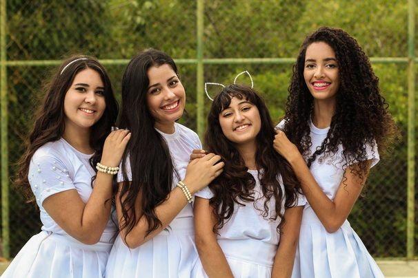 Pocket show do grupo SIS é uma das atrações da semana (Foto: Divulgação / TV Sergipe)