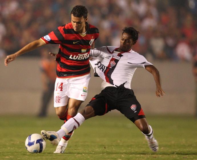 Jailton Flamengo 2008 (Foto: O Globo)