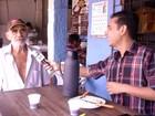 Tapioqueiro capricha no 'mix' de coco e goma e agrada público há 46 anos