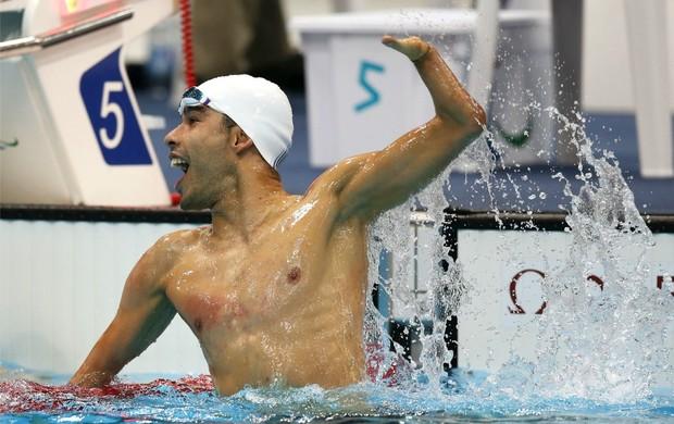 Daniel Dias 50m costas paralimpíadas (Foto: Getty Images)