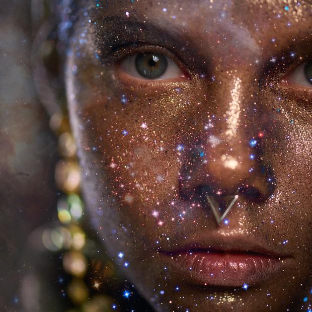 O universo galático de Max Weber (Foto: Divulgação)