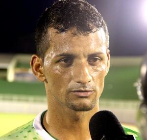 Márico das Tintas, jogador do Alto Acre (Foto: João Paulo Maia)