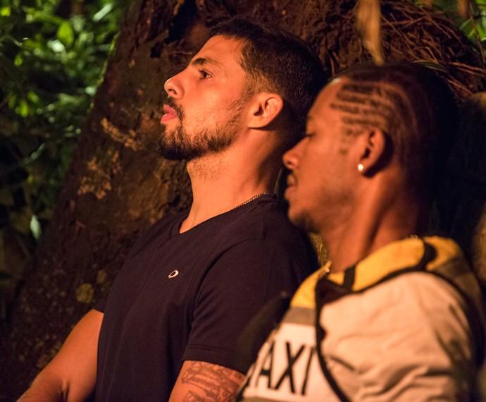 Juliano fica devastado ao descobrir real faceta de Zé Maria (Foto: Ellen Soares/ Gshow)