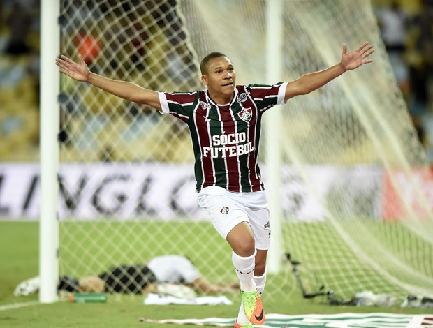 Wellington Silva Vasco x Fluminense
