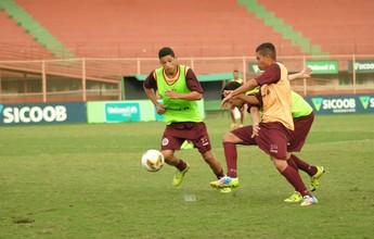 De folga na Copa ES, Tiva recebe o Tupy-ES em jogo-treino na sexta