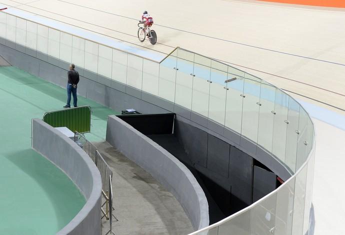 velódromo rampa (Foto: Andre Durão)