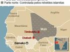 França apoia possível força da ONU no Mali