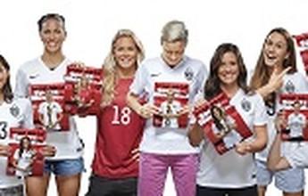 BLOG: Revista americana faz 25 capas para comemorar tri do Mundial Feminino
