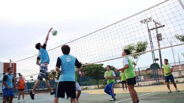 Voleibol será uma das modalidades disputadas no JinSesc 2013 (Foto: Girnei Araújo (Ascom Sesc) )