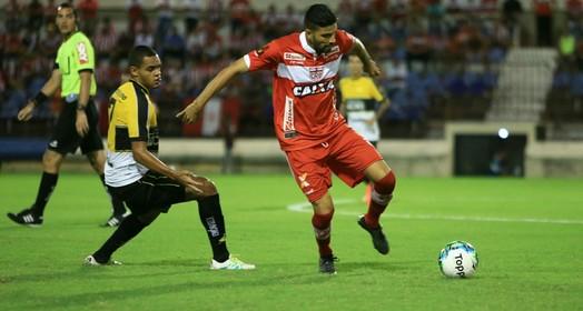os gols (Ailton Cruz/Gazeta de Alagoas)