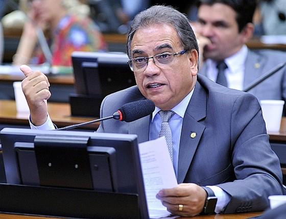 O deputado federal Ronaldo Fonseca (Pros-DF)  (Foto: Alex Ferreira / Câmara dos Deputados)