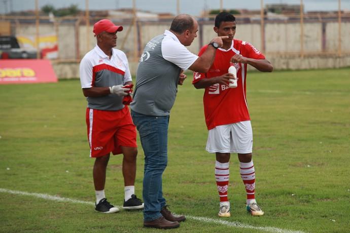 Carlos Rabello, Sergipe (Foto: Gleyson Prado)