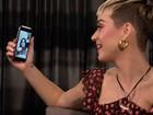 Katy Perry pede para ser apresentada a Thammy, filho da cantora Gretchen