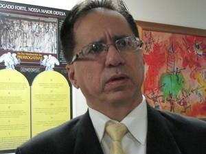Procurador entrou em contato com representante na Bahia ainda na quinta (Foto: Catarina Costa / G1)