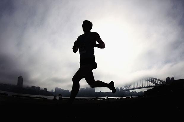 Vegetarianos podem praticar esportes em alto rendimento?  (Foto: Getty Images)