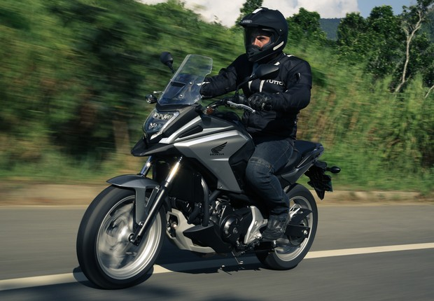 Honda NC 750X (Foto: Divulgação)