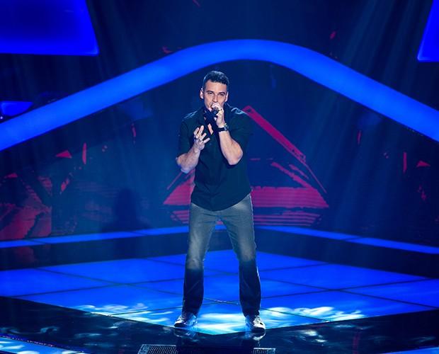 Ricardo Diniz - Audição 5 (Foto: Isabella Pinheiro/Gshow)